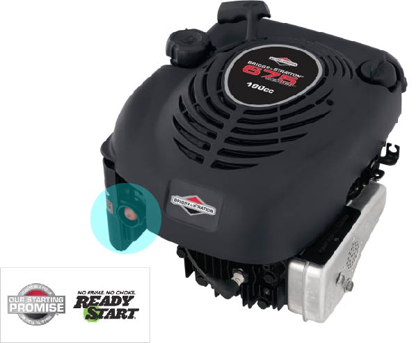 Briggs stratton prime to start