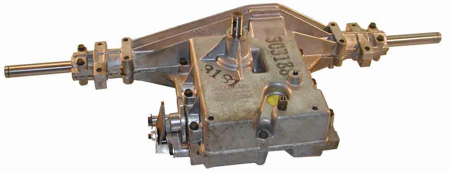 ¿ Transmisión hidrostatica o manual ?